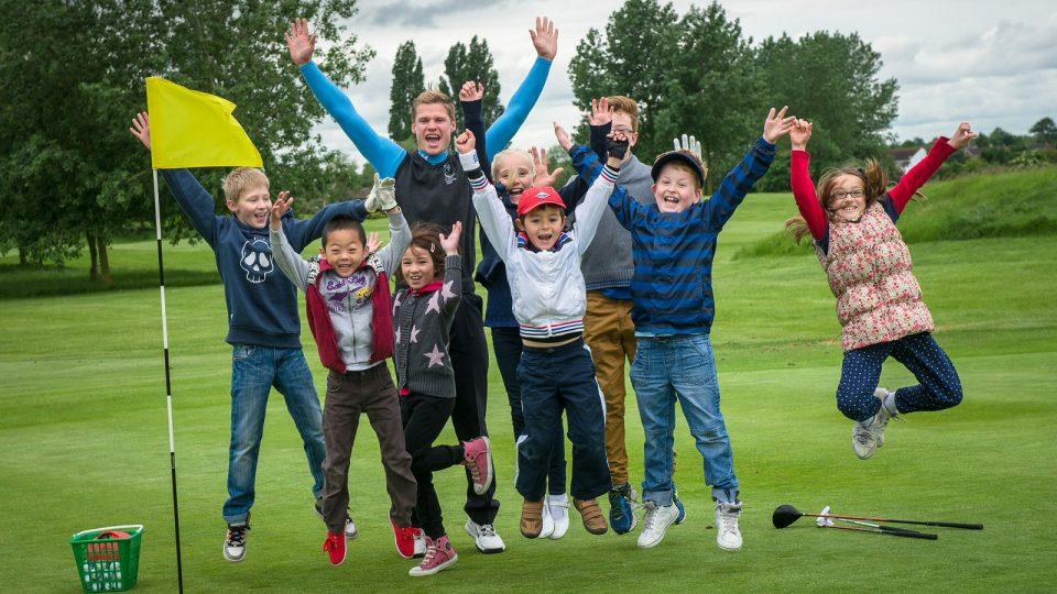 Junior Academy Kids Golf Sunbury Golf Club Shepperton 1600x1059