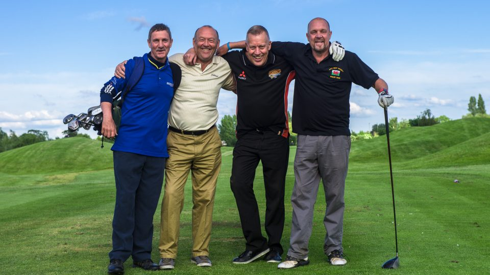 Golf Society at Sunbury Golf