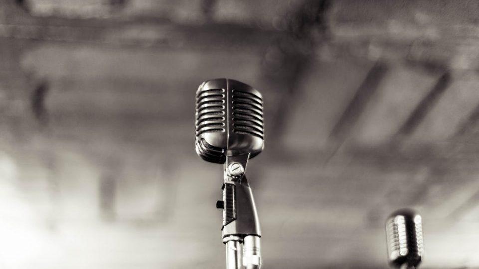 intense microphones
